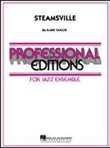 Mark Taylor - Steamsville - Music Book