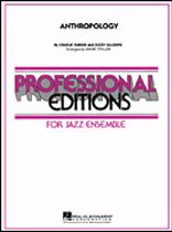 Anthropology - Professional Editions Series - Music Book