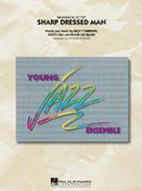 ZZ Top - Sharp Dressed Man - Score & Parts - Music Book