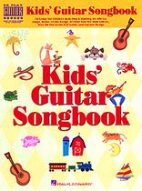 E-Z Play Guitar Kids' Guitar Songbook