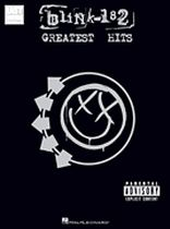 Blink-182 - Greatest Hits - Music Book