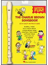 The Charlie Brown (tm) Songbook (Recorder) - Recorder Fun!