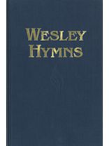 Wesley Hymns - Music Book