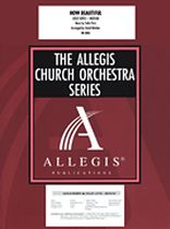 Twila Paris - How Beautiful - Allegis Church Orchestra Series - Music Book
