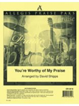 Jeremy Camp - You're Worthy of My Praise - Allegis Praise Pak - Music Book