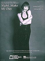 William Bolcom - Night, Make My Day - Music Book