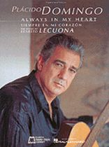 Ernesto Lecuona - Always In My Heart (Siempre En Mi Corazon) - Music Book