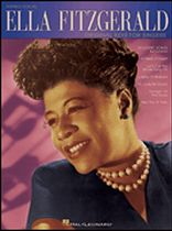 Ella Fitzgerald - Ella Fitzgerald - Original Keys for Singers - Music Book
