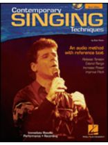 Bob Rose - Contemporary Singing Techniques - Men's Edition - An Audio Method With a Reference Text - Music Book