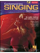 Bob Rose - Contemporary Singing Techniques - Women's Edition - An Audio Method With a Reference Text - Music Book
