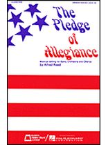 The Pledge of Allegiance - Music Book