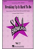Neil Sedaka - Breaking Up Is Hard To Do - Music Book