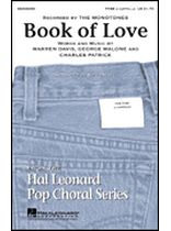 The Monotones - Book of Love - Music Book