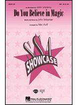 John Sebastian - Do You Believe In Magic - SSA - Music Book