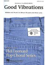 The Beach Boys - Good Vibrations - Music Book