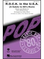 John Mellencamp - R.O.C.K. In the U.S.A. (a Salute To 60's Rock) - Music Book