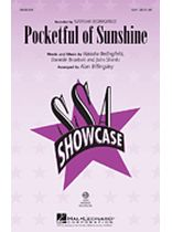Natasha Bedingfield - Pocketful of Sunshine - SSA - Music Book