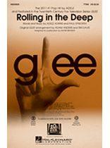 Adele - Rolling in the Deep - TTBB - Music Book