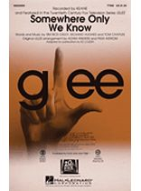 Keane - Somewhere Only We Know - TTBB - Music Book