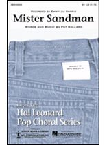 Pat Ballard - Mister Sandman - Music Book