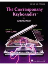 John Novello - The Contemporary Keyboardist - Revised and Expanded - Music Book