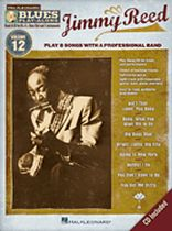 Jimmy Reed - Jimmy Reed - Softcover with CD - Blues Play-Along Volume 12 - Music Book