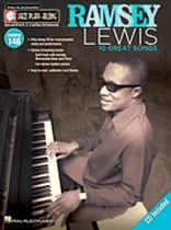 Ramsey Lewis - Ramsey Lewis - Jazz Play-Along Volume 146 - Music Book