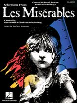 Les Miserables - Clarinet