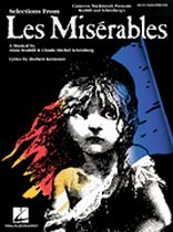 Les Miserables - Alto Sax