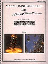 Mannheim Steamroller - Mannheim Steamroller - Solo Christmas - Music Book