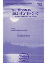 David Hamilton - The Moon Is Silently Singing - Music Book