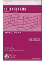 Anders Edenroth - Chili Con Carne - SSA - Music Book
