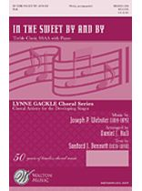 Joseph Philbrick Webster - In the Sweet By and By - SSAA - Music Book