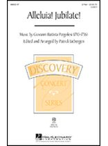Alleluia! Jubilate! - 2 Part - Discovery Level 2 - Music Book