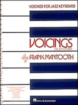 Frank Mantooth - Voicings for Jazz Keyboard - Music Book