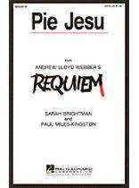 Andrew Lloyd Webber - Pie Jesu - SATB - Music Book