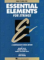 Essential Elements for Strings - Book 2 - Music Book