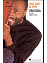 Bobby McFerrin - Don't Worry, Be Happy - Music Book
