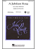 A Jubilant Song - Music Book