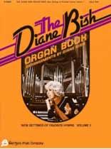 Diane Bish - The Diane Bish Organ Book - Volume 1 - Music Book