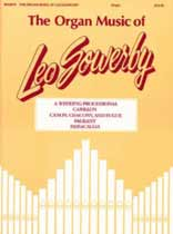 Leo Sowerby - The Organ Music of Leo Sowerby - Music Book
