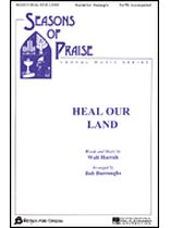 Heal Our Land - Music Book