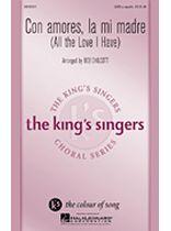 Con Amores, La Mi Madre - Music Book