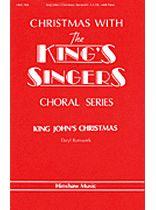 King John's Christmas - Music Book