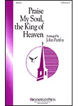 Praise My Soul, the King of Heaven - Music Book