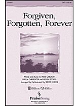 Forgiven, Forgotten, Forever - Music Book