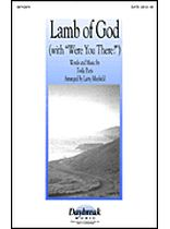 Twila Paris - Lamb of God (With Were You There?) - Music Book