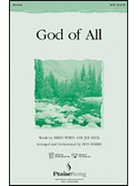 God of All - Music Book