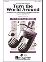 Harry Belafonte - Turn the World Around - Music Book