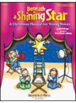 Beneath a Shining Star - Music Book